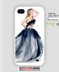 Taylor Swift Princess Happy for Iphone Case, Ipod Case, Samsung Galaxy Series Case, HTC One Case