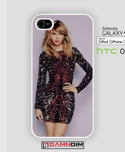 Taylor Swift Sexy Photo for Iphone Case, Ipod Case, Samsung Galaxy Series Case, HTC One Case