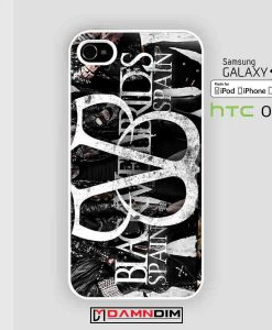 Black Veil Brides iphone case damndim.com