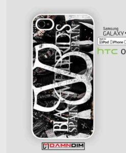 Black Veil Brides iphone case damndim.com