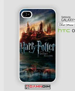 Harry Potter 7 Teaser cases for Iphone Case, Ipod Case, Samsung Galaxy and HTC