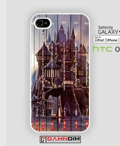 Harry Potter Boxset cases for Iphone Case, Ipod Case, Samsung Galaxy and HTC