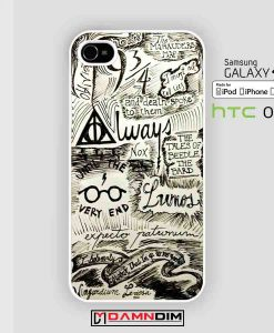 Harry Potter Quotes Collage