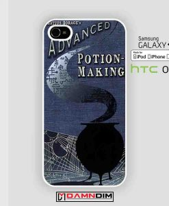 Harry Potter advanced potion making cases for Iphone Case, Ipod Case, Samsung Galaxy and HTC