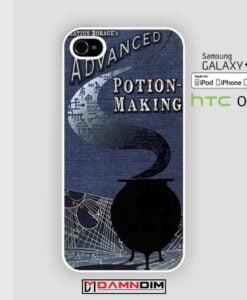 Harry Potter advanced potion making