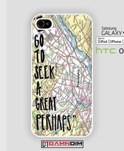 Looking for alaska quote john green iphone case damndim.com