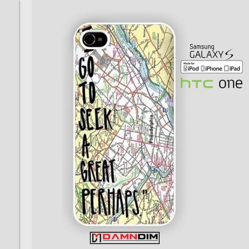 Looking for alaska quote john green iphone case damndim.com