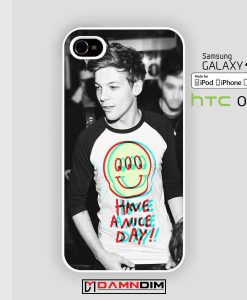 Louis Tomlinson one direction iphone case damndim.com