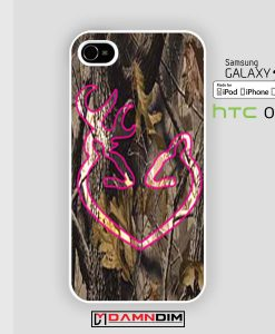Love Browning Deer Camo iphone case 4s/5s/5c/6/6plus/SE