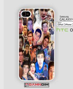 Magcon Boys Collage iphone case 4s/5s/5c/6/6plus/SE