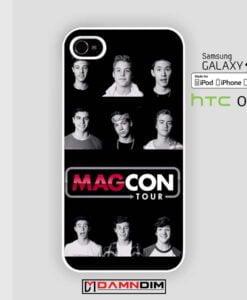 Magcon Face iphone case 4s/5s/5c/6/6plus/SE