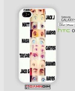 Magcon Family iphone case 4s/5s/5c/6/6plus/SE