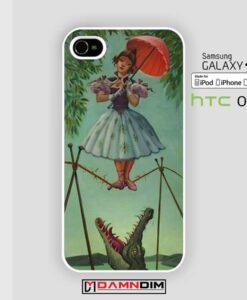 Mansion Haunted crocodile iphone case 4s/5s/5c/6/6plus/SE.com