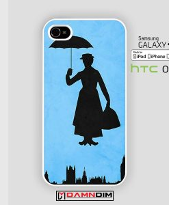 Mary Poppins Musical iphone case 4s/5s/5c/6/6plus/SE
