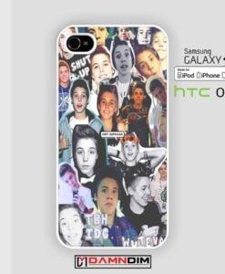 Matt Espinosa Collage iphone case 4s/5s/5c/6/6plus/SE