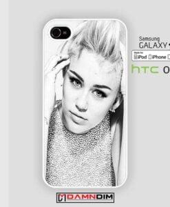 Miley Cyrus Singer iphone case 4s/5s/5c/6/6plus/SE