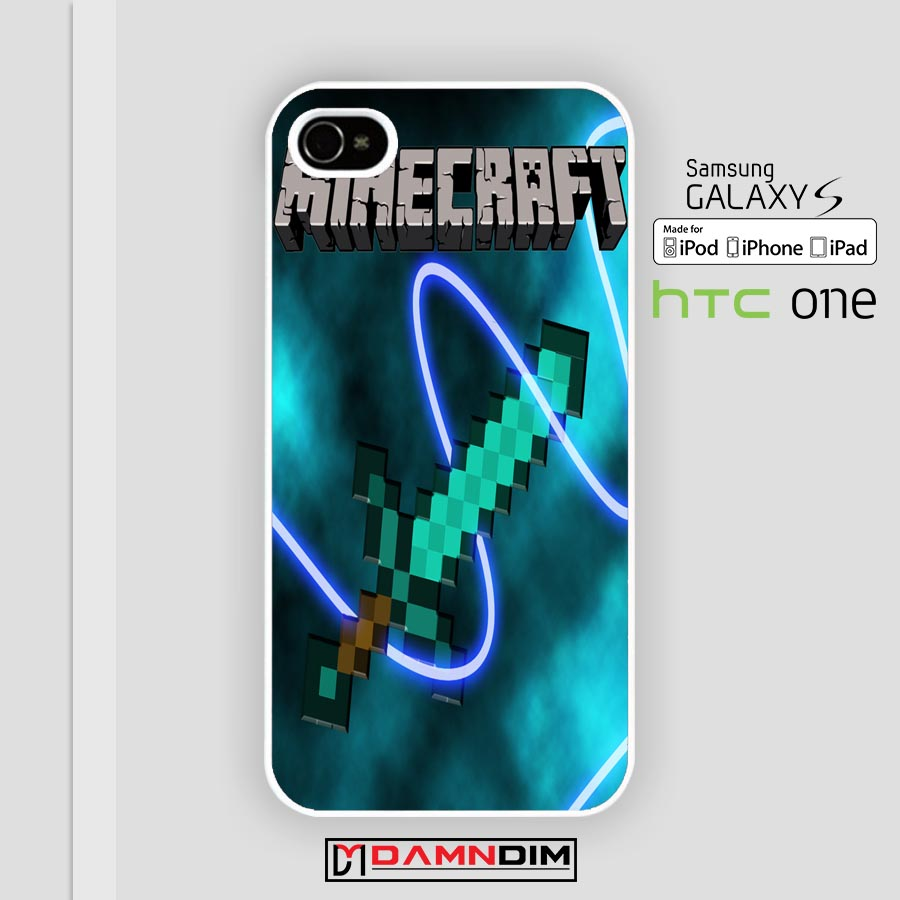 cover iphone 5s minecraft