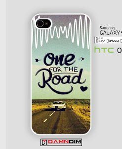 One For The Road Arctic Monkeys iphone case damndim.com