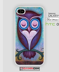 Owl iphone case damndim.com