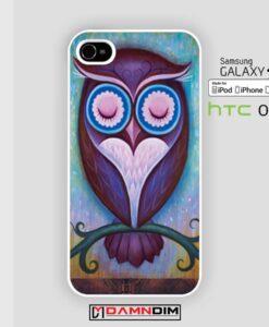 Owl iphone case damndim.com