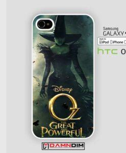 Ozthegreat theodore iphone case damndim.com