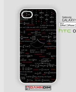 Physics Mind iphone case damndim.com