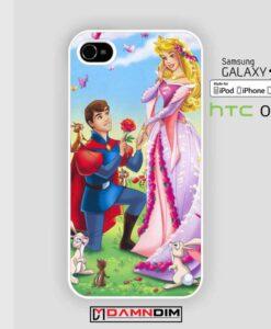 Prince and Princess iphone case damndim.com