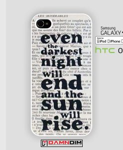 Quote even iphone case damndim.com