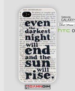 Quote even iphone case damndim.com