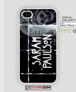 Sarah Paulson Iphone Case damndim.com