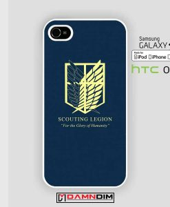 Scouting Legion Iphone Cases damndim.com