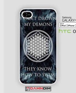 bring me the horizon sempiternal iphone 4 case
