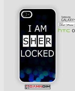 Sherlock Holmes case I am Sher Locked