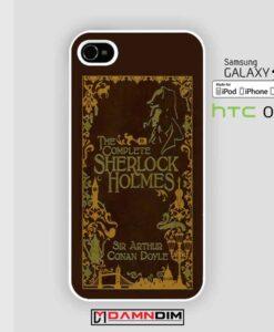 Sherlock Holmes Sherlock Holmes Phone Case - BBC Sherlock Cell Phone Case - Sherlock iPhone 6 Case - Sherlock iPhone 5s Case - iPhone 5c