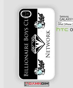 billionaire boys club iphone case 4s/5s/5c/6/6plus/SE