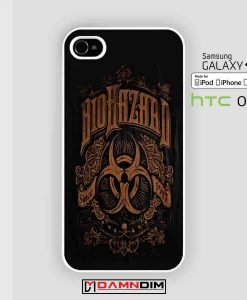 biohazard iphone case damndim.com