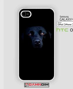 black dog iphone case damndim.com