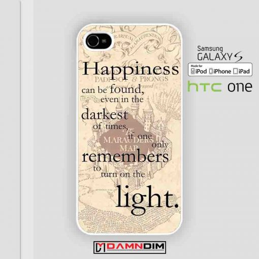 happyness quote harry potter