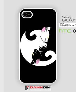 luna artemis yinyang iphone case 4s/5s/5c/6/6plus/SE