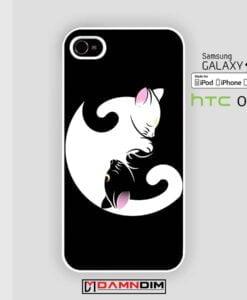 luna artemis yinyang iphone case 4s/5s/5c/6/6plus/SE