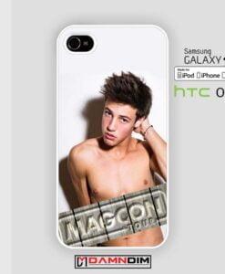 magcon tour iphone case 4s/5s/5c/6/6plus/SE