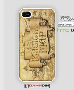 magical map iphone case 4s/5s/5c/6/6plus/SE