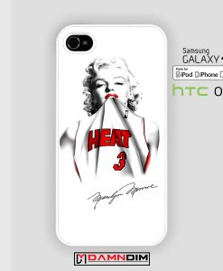 marilyn monroe head white iphone case 4s/5s/5c/6/6plus/SE