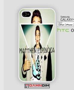 matt espinosa iphone case 4s/5s/5c/6/6plus/SE