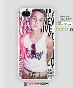 matt espinosa cute iphone case 4s/5s/5c/6/6plus/SE