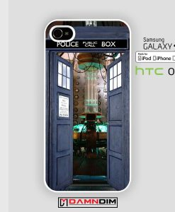 open the door dr who iphone case damndim.com