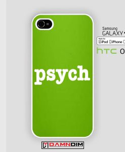 psych iphone case damndim.com