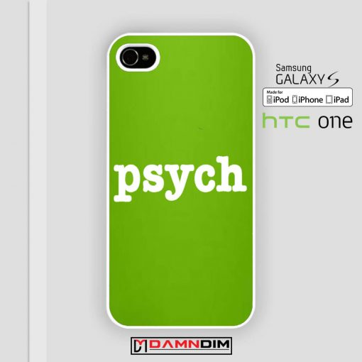 psych iphone case damndim.com