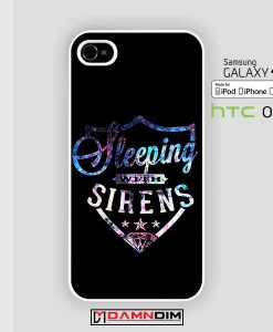 sleeping with sirens symbol cases for Iphone Case, Ipod Case, Samsung Galaxy and HTC