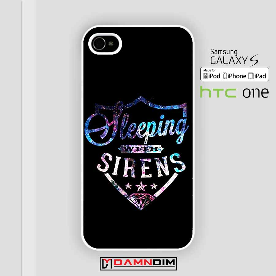 Sleeping With Sirens Symbol For Iphone Case